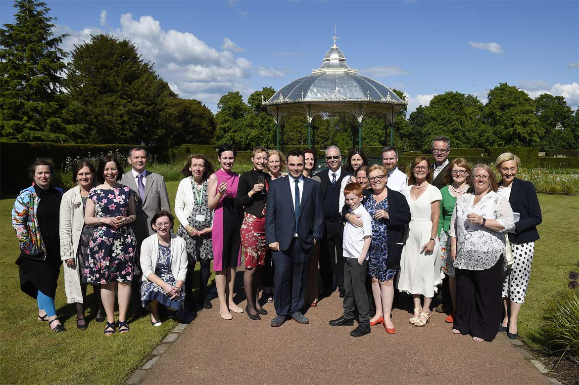 friends of saughton park